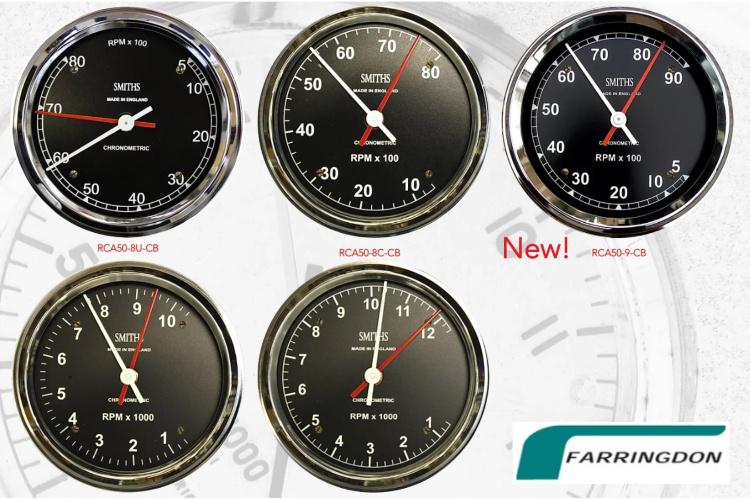 Farringdon ファーリンドン タコメーター racecarparts レースカーパーツ PC バナー