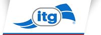 ITG エアフィルター ロゴ