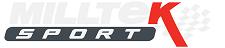 Milltek ミルテック スポーツマフラー キャタバック ロゴ