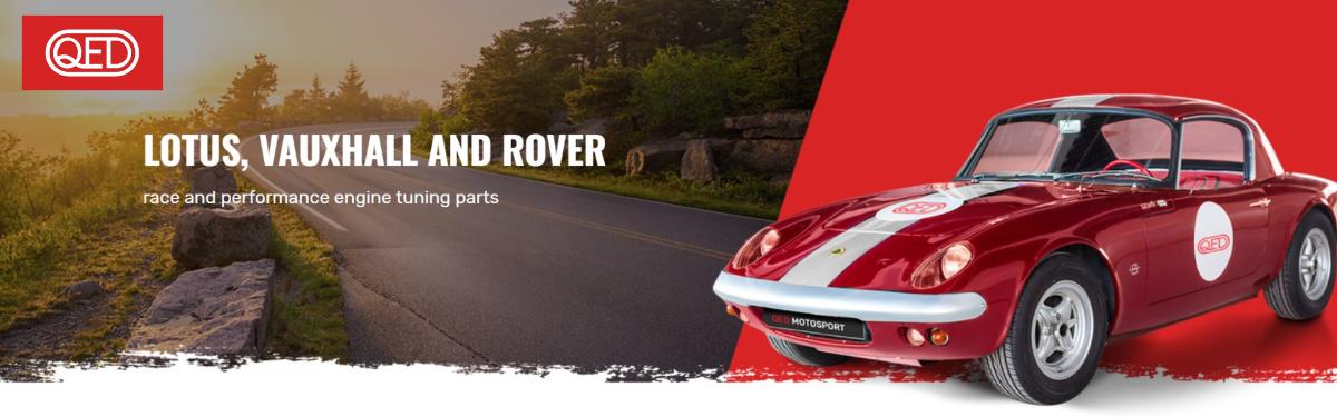 QED ロータスツインカム C20XE Racecar Parts レースカーパーツ PC