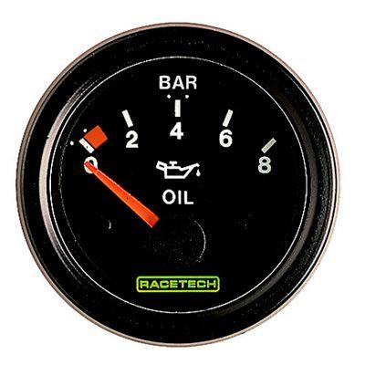 RTECOP8 Racetech レーステック 油圧計