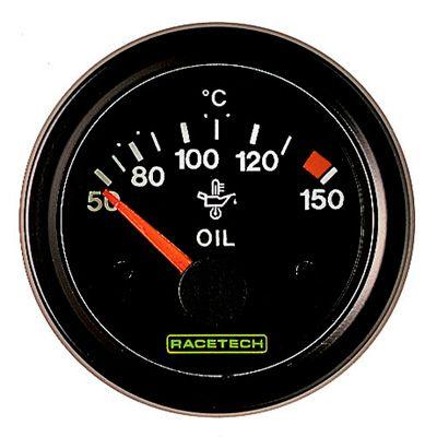 RTECOT150 Racetech レーステック 電気式 油温計