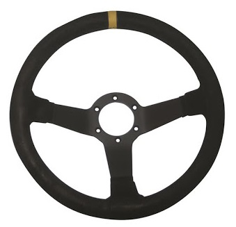 Racetech Steering レーステック ステアリング Round shape Deep Dish