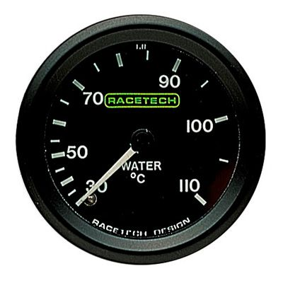 T11 Racetech レーステック 機械式 水温計