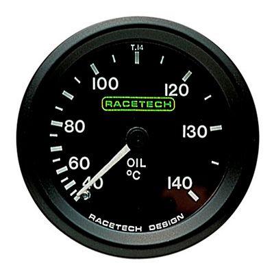 T14 Racetech レーステック 機械式 油圧ゲージ